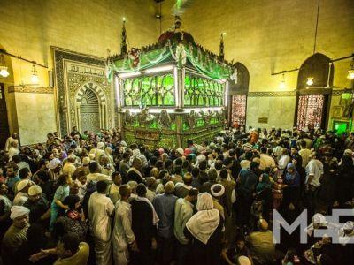 ceremony of Ahmadi birth