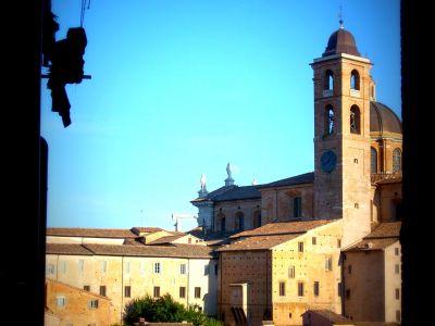Spot in Urbino