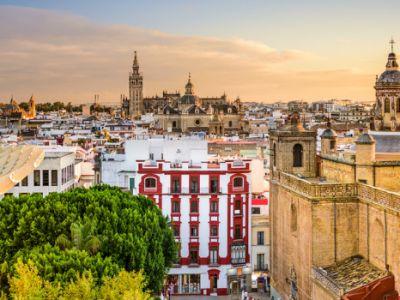 Sevilla General View