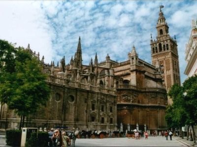 Sevilla Katedrali