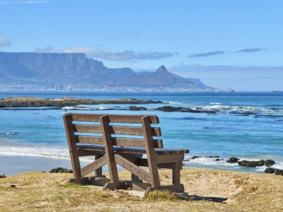 Table Mountain & Bench
