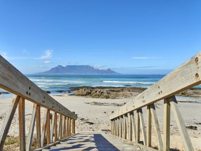 Table Mountain & Stairs