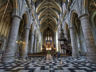 Cathedral of Liege