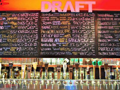 Over 200 beers