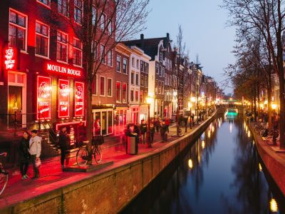 Quirky Red Light District