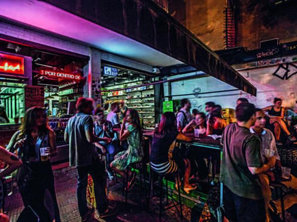 Botafogo Pub Crawl