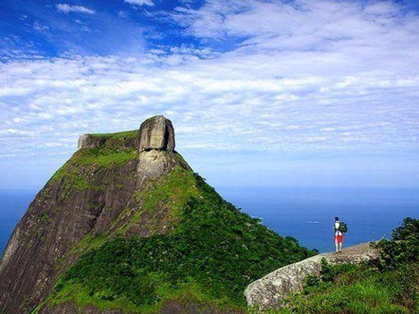 View of Gavea Rock
