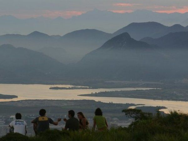 View to Barra da Tijuca