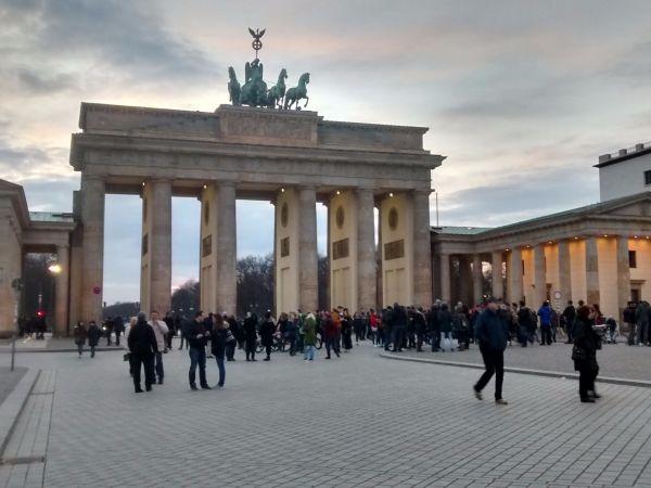 Brandenburguer Gate