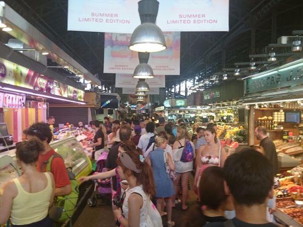 4. Boqueria Market