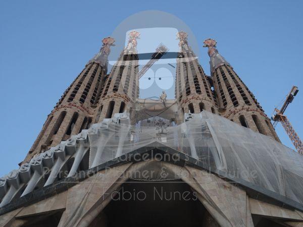 Sagrada Familia - Gaudí
