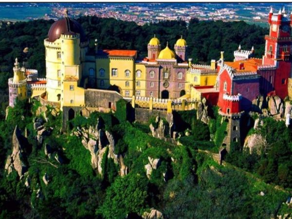 Pena Palace #Sintra