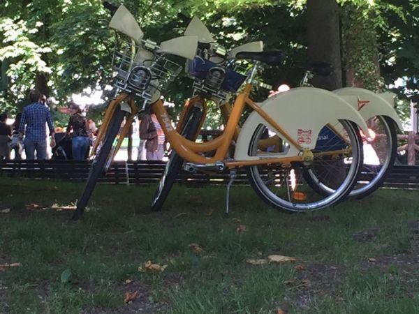 City Bicycle-BikeMi