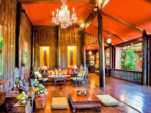 Jim thomson thai house