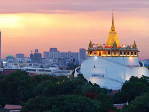 Golden Moutain Temple