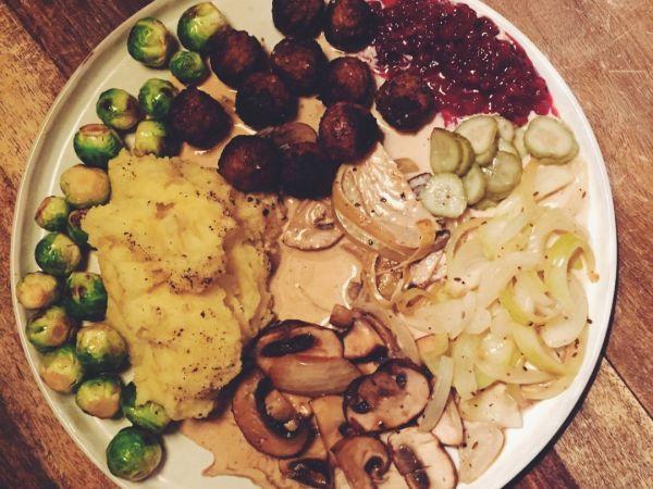 Traditional Swedish Vegan