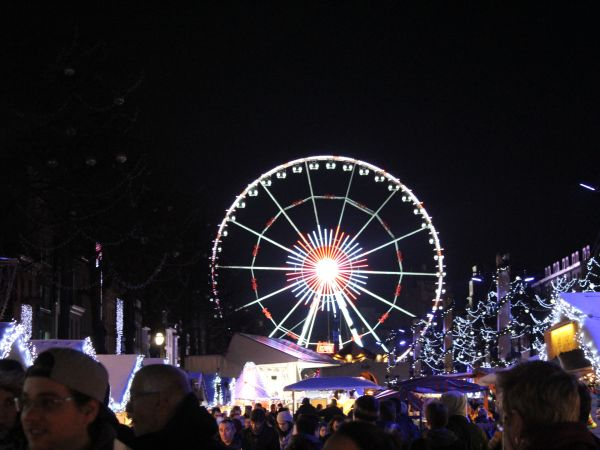 Christmas Market Brussels