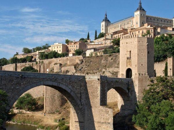 Ronda Toledo Bridge