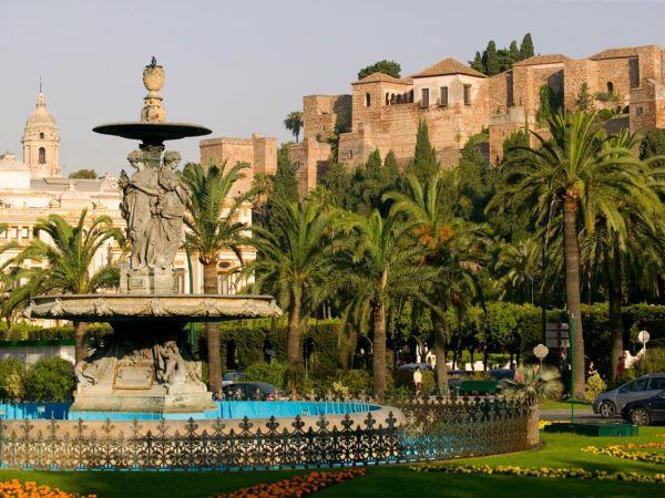 Malaga Alcazaba