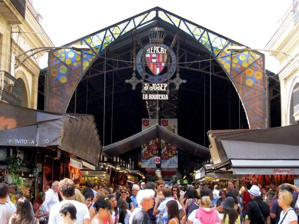 La Boqueria (market)