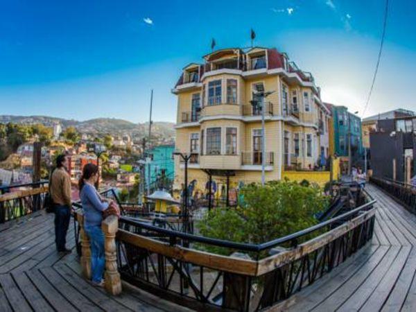 Paseo Dimalow - Valparaíso