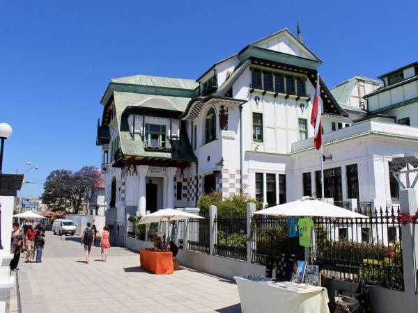 Paseo Yugoslavo - Valparaíso