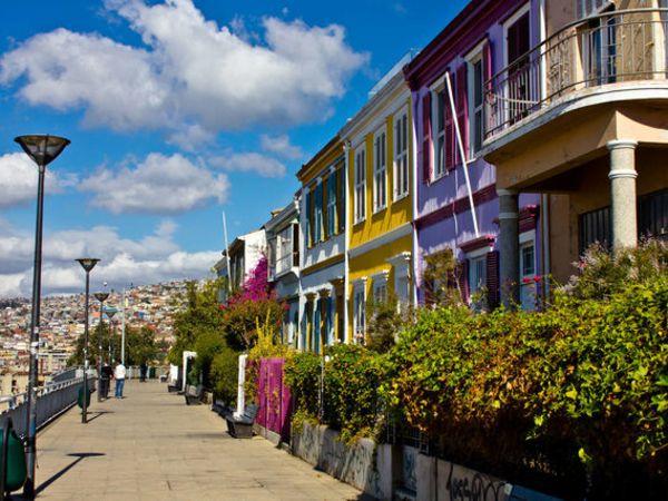 Paseo Atkinson - Valparaíso