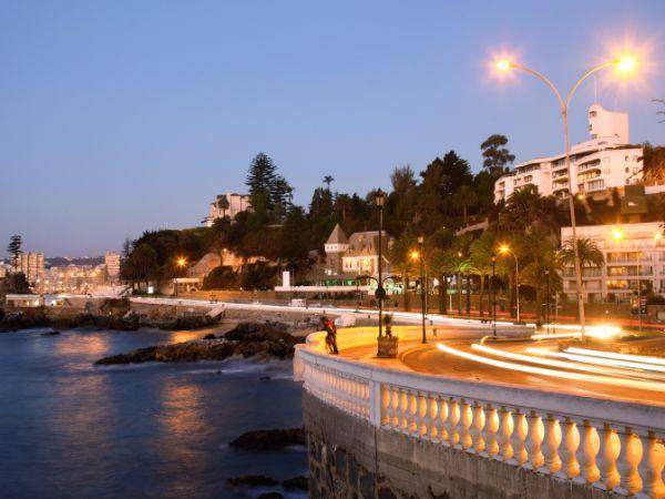 Avenida Marina - Viña del Mar