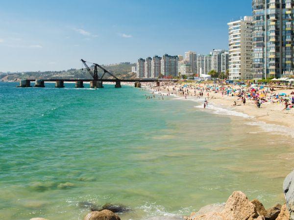 Playa Acapulco - Viña del Mar