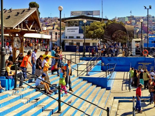 Muelle Prat - Valparaíso