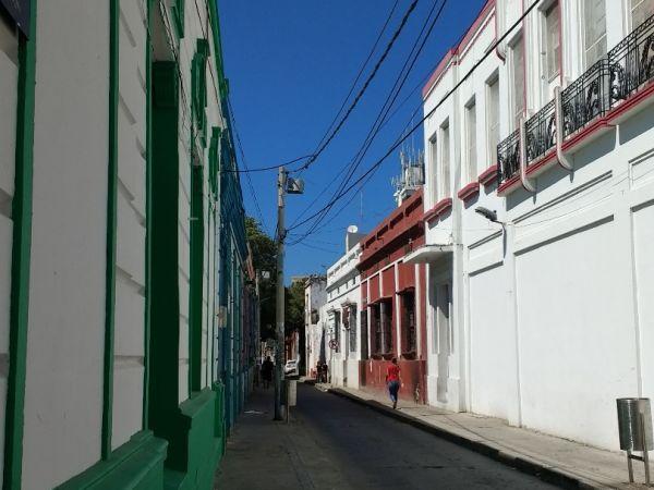 Santo Domingo street