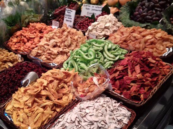 Boquería market