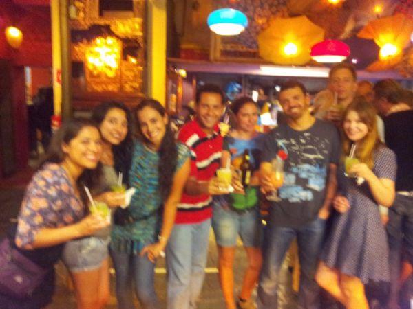 Nightlife in Rio