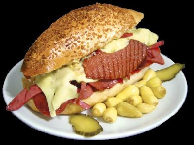 """Kumru"" with pickles"