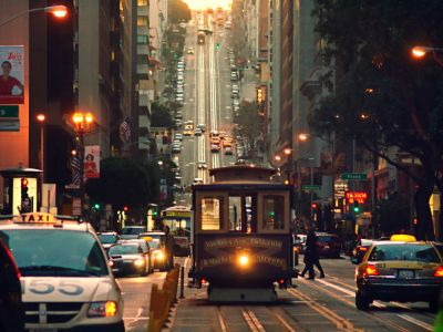 California st / San Francisco