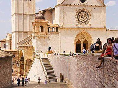 The Basilica of Saint Francisc