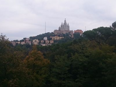 View of Tibidabo
