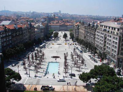 Praça dos Aliados
