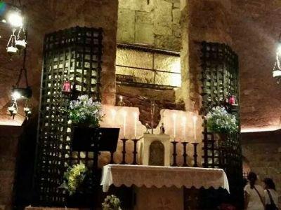 Tomb of Saint Francisc
