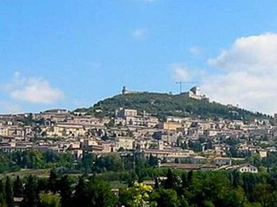The City Of Assisi