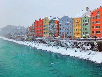 Picturesk Innsbruck