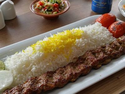 Iranian classic dishes