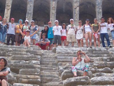 Aspendos Ancient Theatre