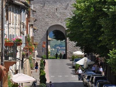 The Entrance into the City of Assis