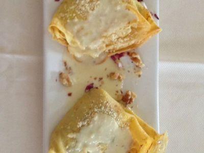 Sfogliata traditional sweet
