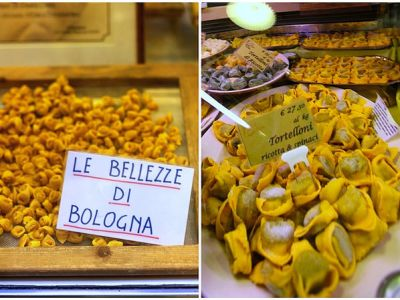 Fresh pasta, Tortellini