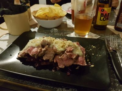Alternative meats and beer