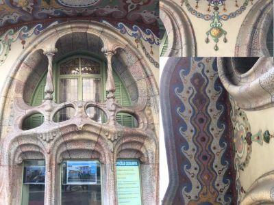 Gaudi & The jewels of modernism