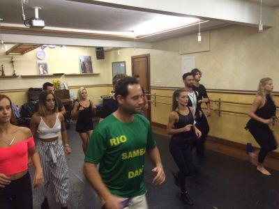 Samba class