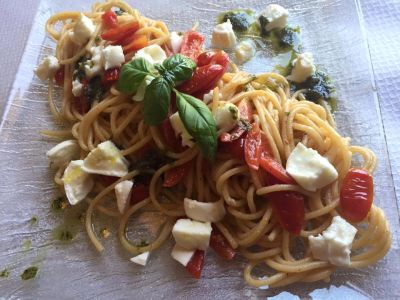 Traditional Spaghetti from Assisi
